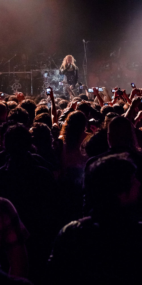 ARCH ENEMY Chile 2012